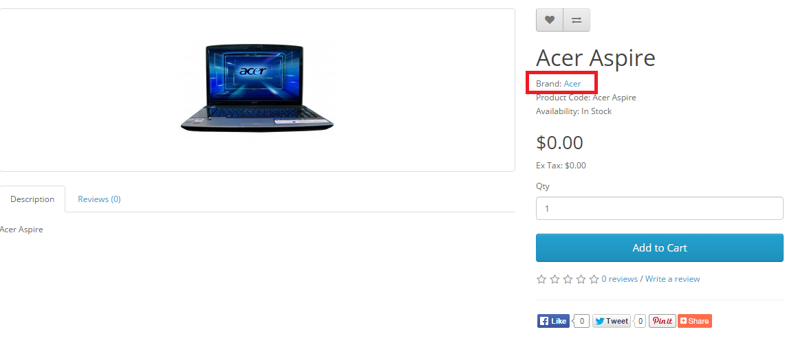 acer inspire product page